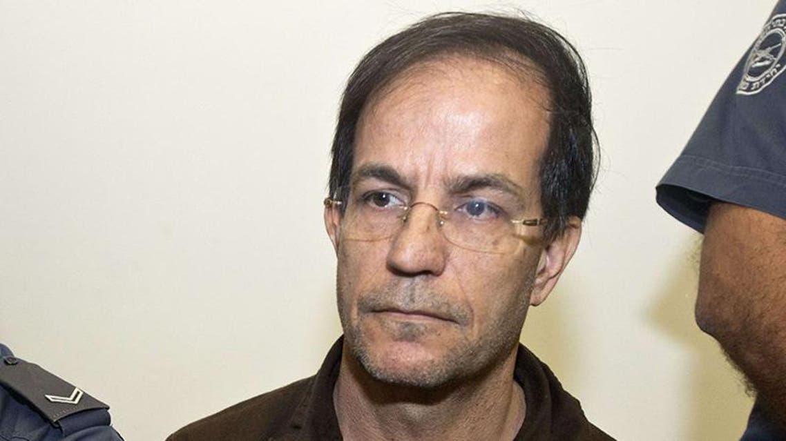 علي منصوري المعتقل في اسرائيل بتهمة التجسس لصالح ايران