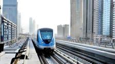 88 مليون راكب في مترو دبي و250 ألفا للترام بـ6 أشهر