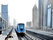 مترو دبي.. 1.5 مليار راكب في 10 سنوات