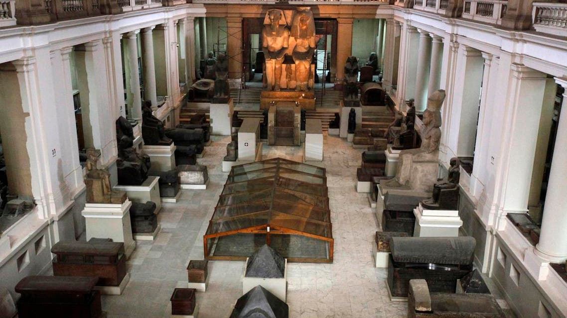 Stolen Artifacts returned to Egypt