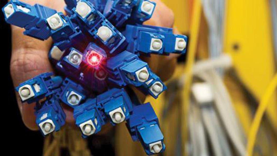 fiber optic reuters