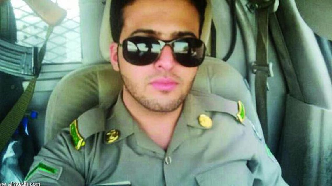 Saud algoos died in a car chase by Saudi religious police. (AlRiyadh newspaper)