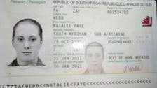 Report: 'White widow' paid for fake passports to enter South Africa