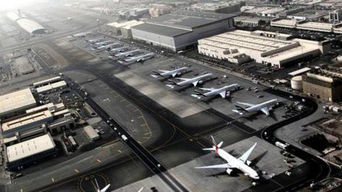 dubai international airport AFP