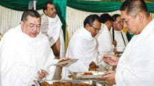 World chefs come together in hajj to serve Muslim pilgrims