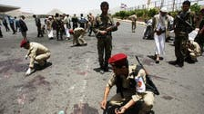 Yemen jails 5 Qaeda for deadly army suicide blast