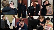 After Instagram smiles, Asma al-Assad becomes 'lady in black'