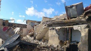 الجيش الحر يستهدف قوات النظام على أطراف حي برزة