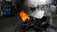 At least 13 die as militants clash in Pakistan