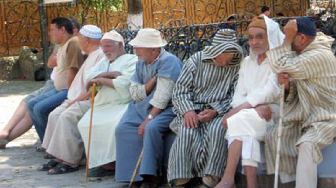 حملة المسنين
