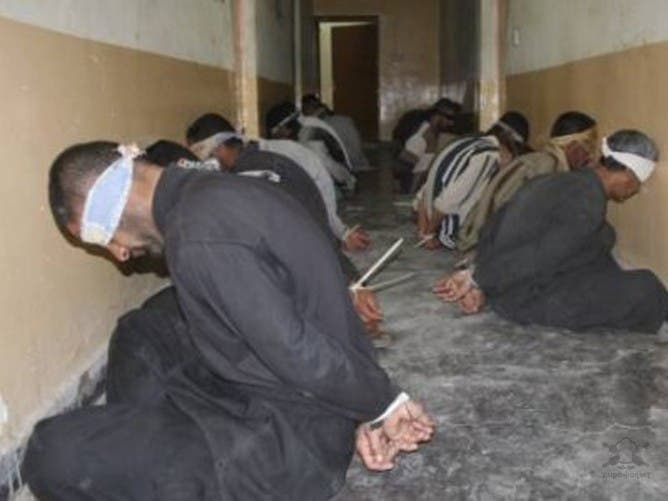 أحد السجون السورية