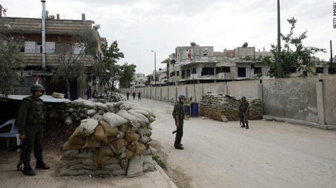 سجون سوريا