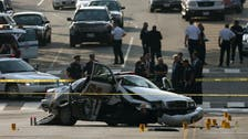 Woman shot dead outside U.S. Capitol after chase