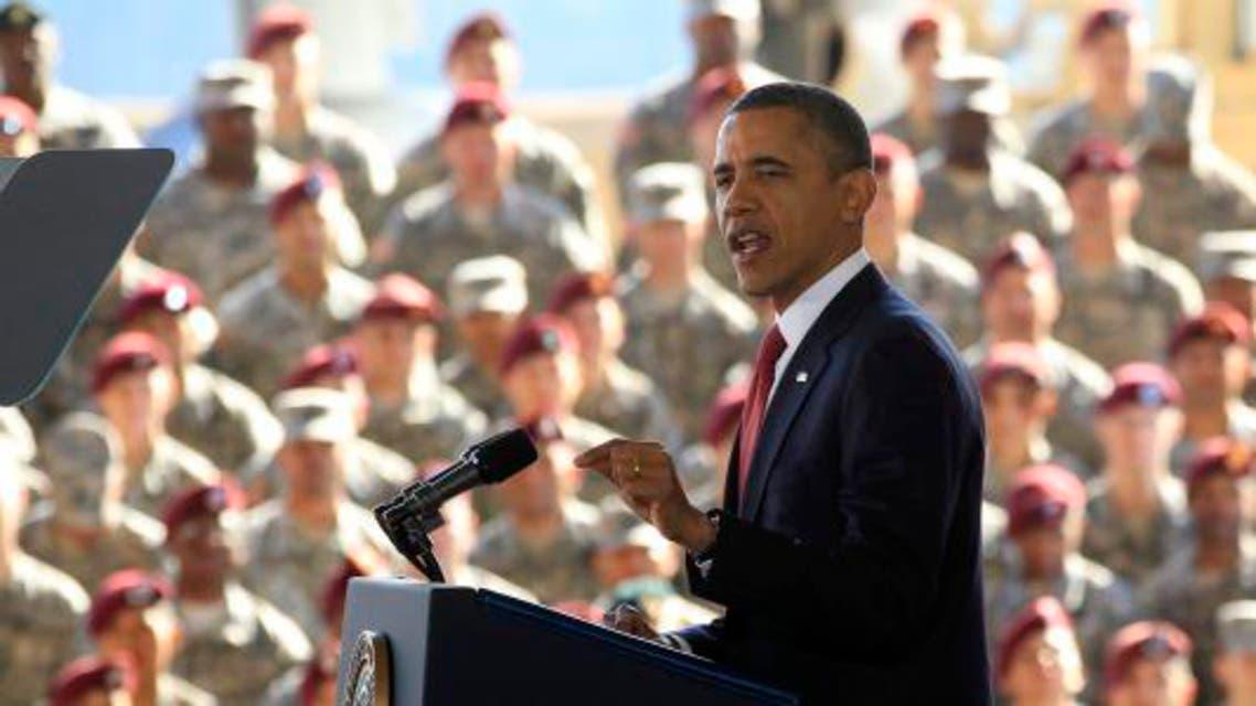 obama troops reuters