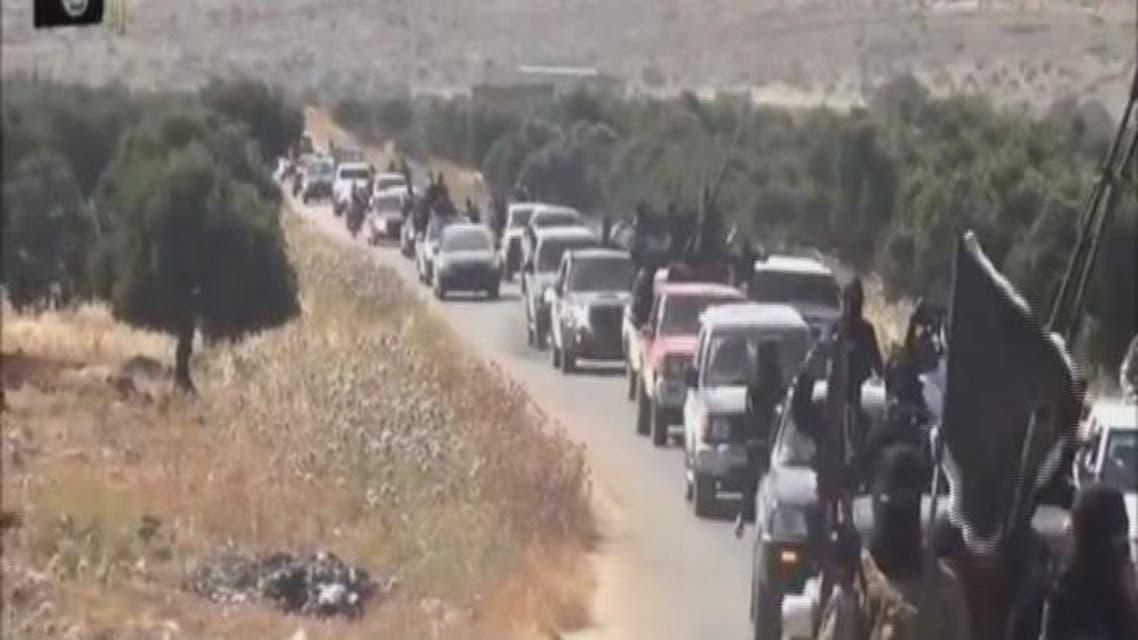 "THUMBNAIL_ ""داعش"" والنصرة يتقدمان في الحسكة على حساب ""الأكراد"""