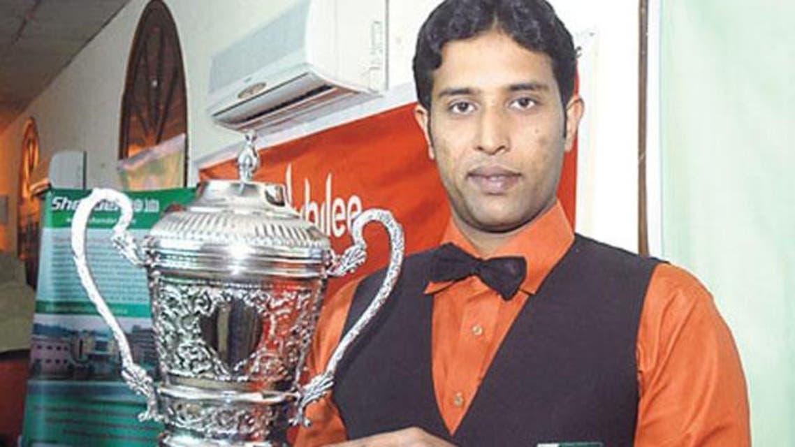 pakistan's snooker champion