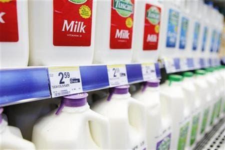 milk afp