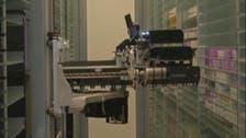 UAE's high-tech robot dispenses medicines, cuts patient queues