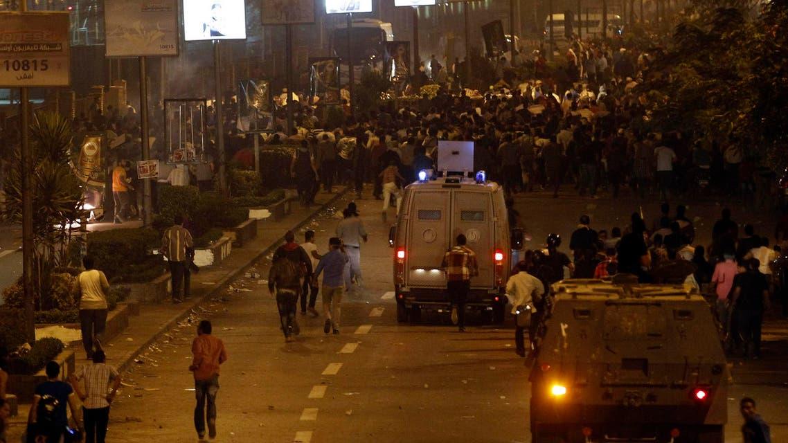 اشتباكات بين الأمن والإخوان بمصر