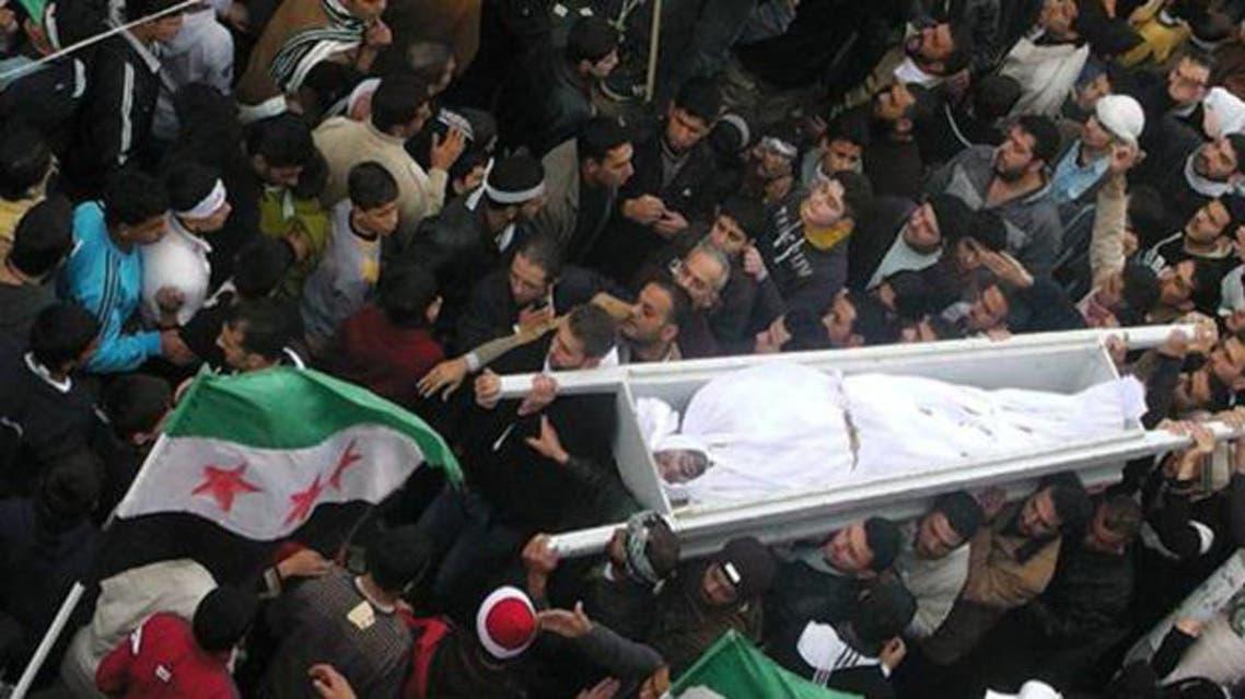 تشييع سوريا