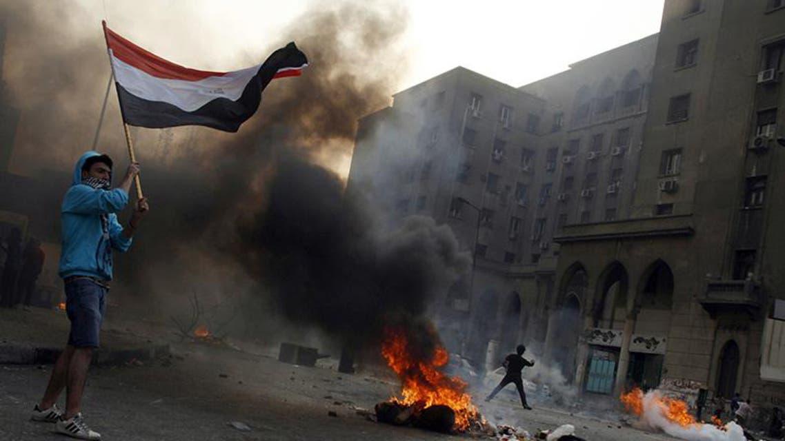 اشتباكات في شوارع القاهرة