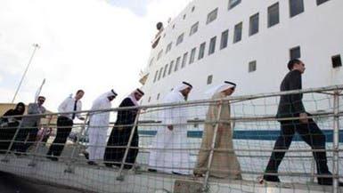 """إنجاز أولى مراحل تطوير المحطة السياحية في """"ميناء زايد"""""""