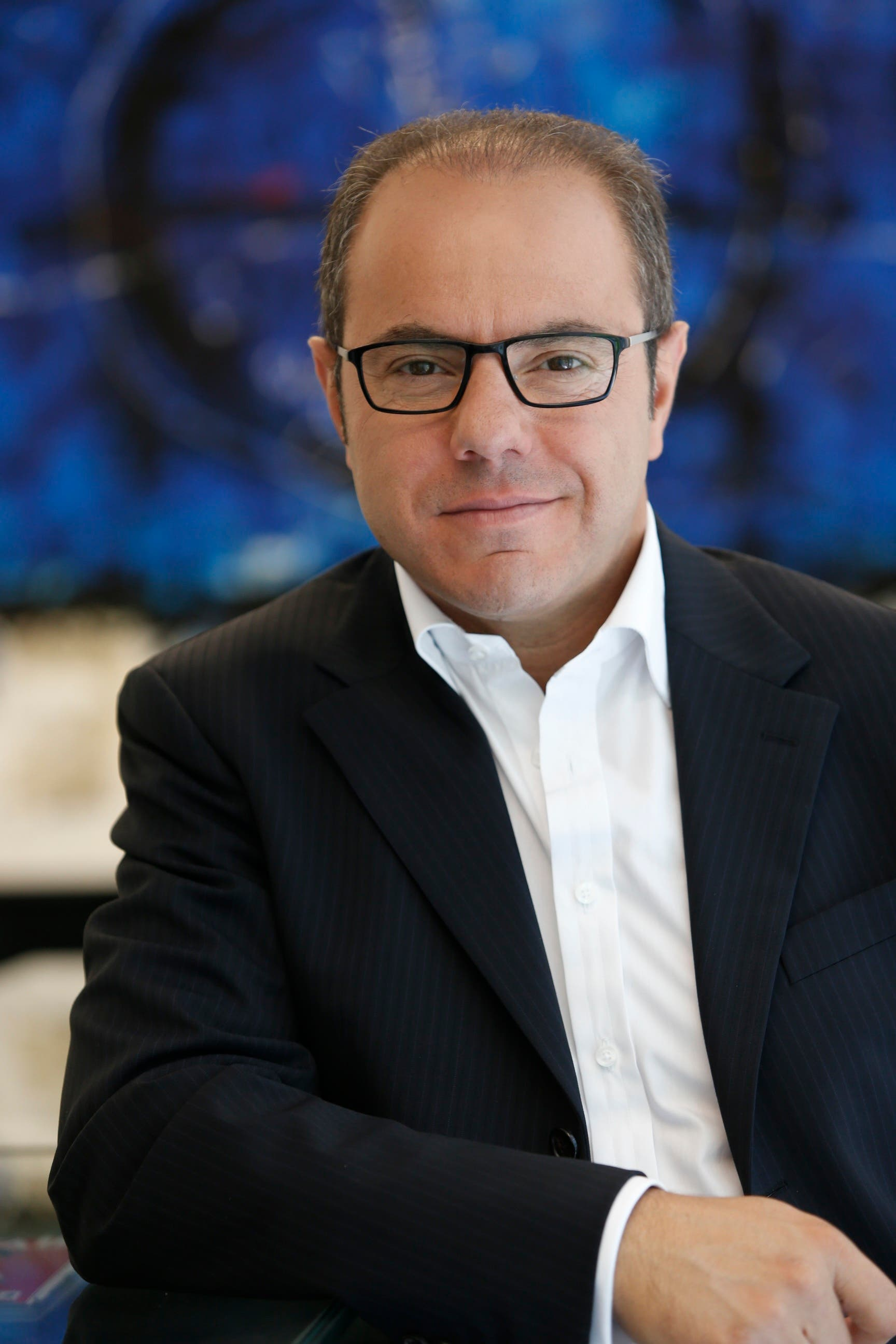 Elie Khouri, chief executive of Omnicom Media Group in the Middle East and North Africa