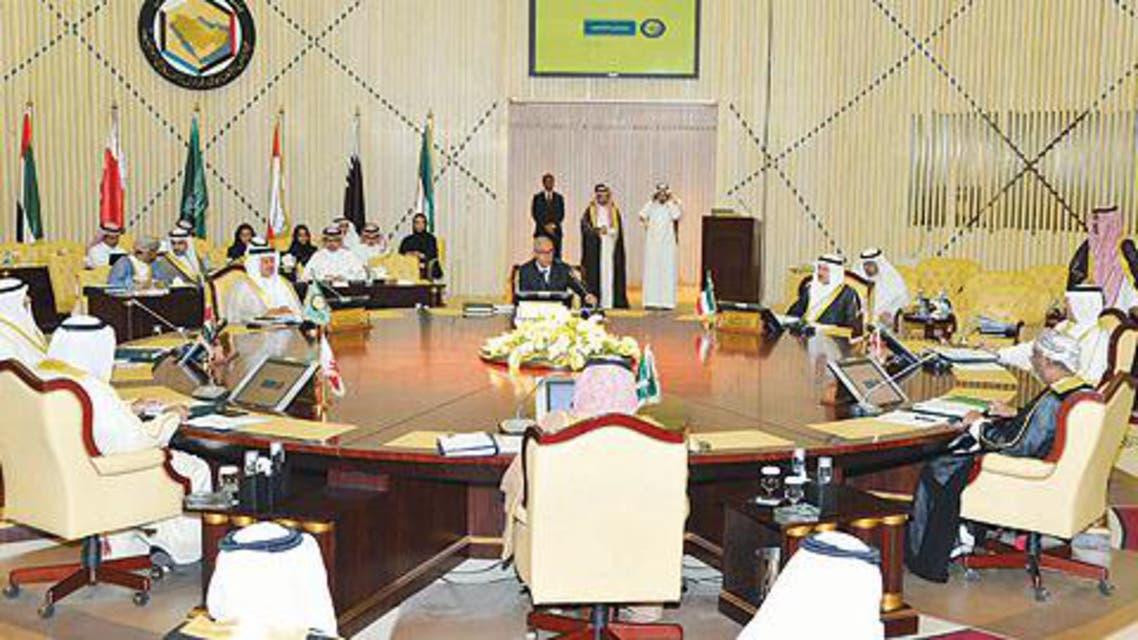 جانب من اجتماع رؤساء مجالس الجهات المنظمة للأسواق المالية بدول مجلس التعاون