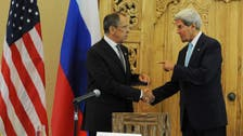 U.S. and Russia press for Syria peace conference in November