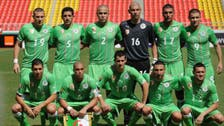 Three changes in Algeria's World Cup squad