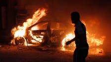 Blasts across Baghdad kill at least 72 people