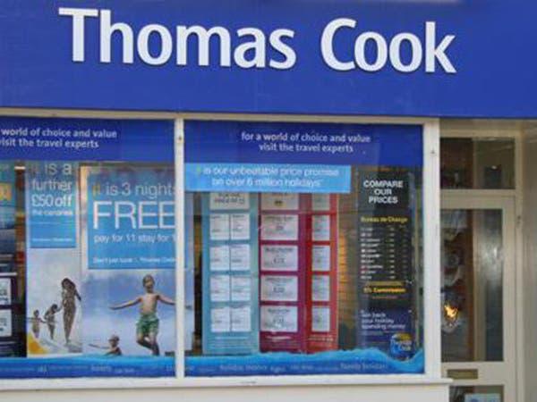 """""""توماس كوك"""" عملاق سياحة بريطاني يواجه الإفلاس"""