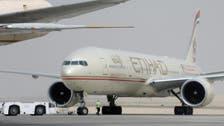 Etihad passenger revenue up 10 pct on alliances