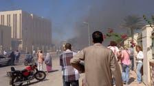 Suicide bomber, gunmen launch attacks across Egypt