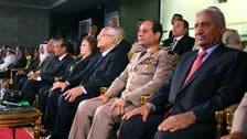 Egypt's Sisi vows to continue people's mandate to 'fight terror'