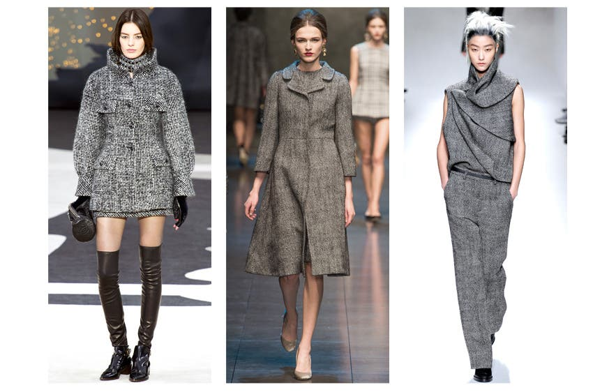 A new you at work: Dress Up with Tweed. (Image provided)