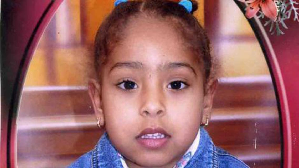الطفلة شيماء