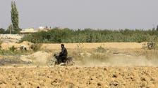 Syria planes raid border area inside Lebanon