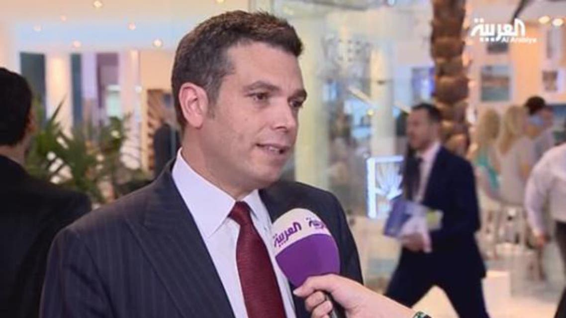 Ziad El Chaar, managing director at DAMAC Properties, says there was ever a 'bubble' in Dubai's property market. (Al Arabiya)