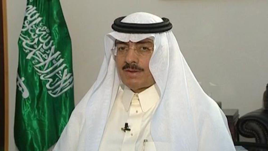 وزير الحج السعودي بندر الحجار