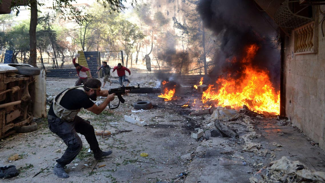 syriareutersfight