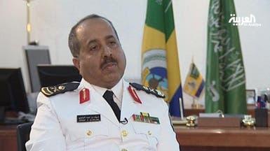 حرس الحدود: قوة بحرية تساند الدفاع المدني في الحج