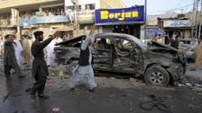 Six dead in Pakistan bomb attacks