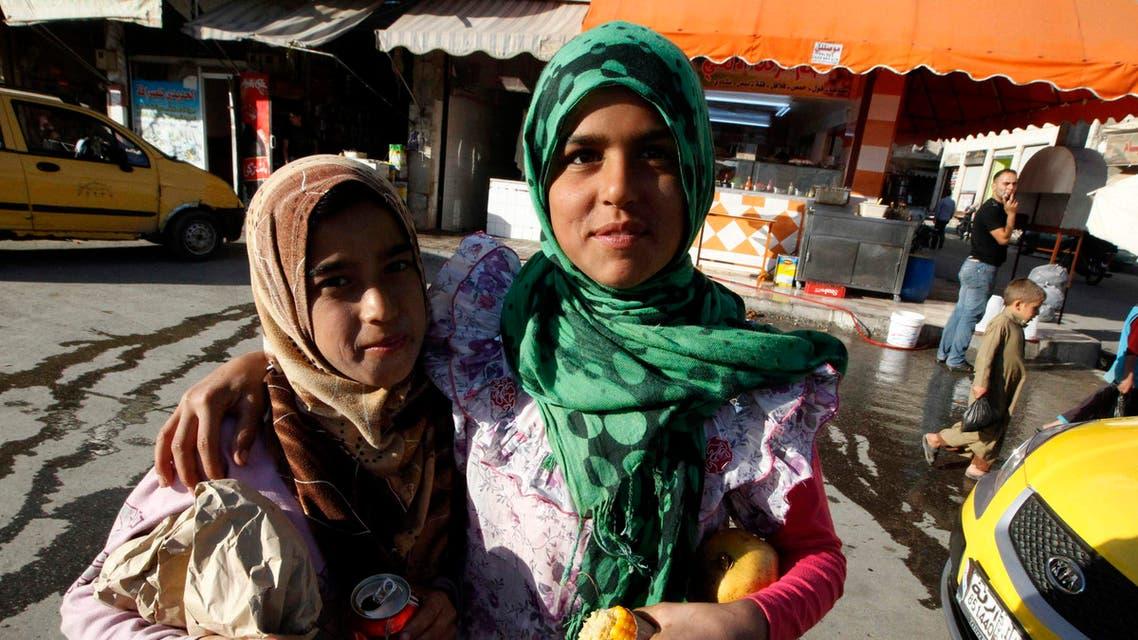 ReutersSyrianrefugees