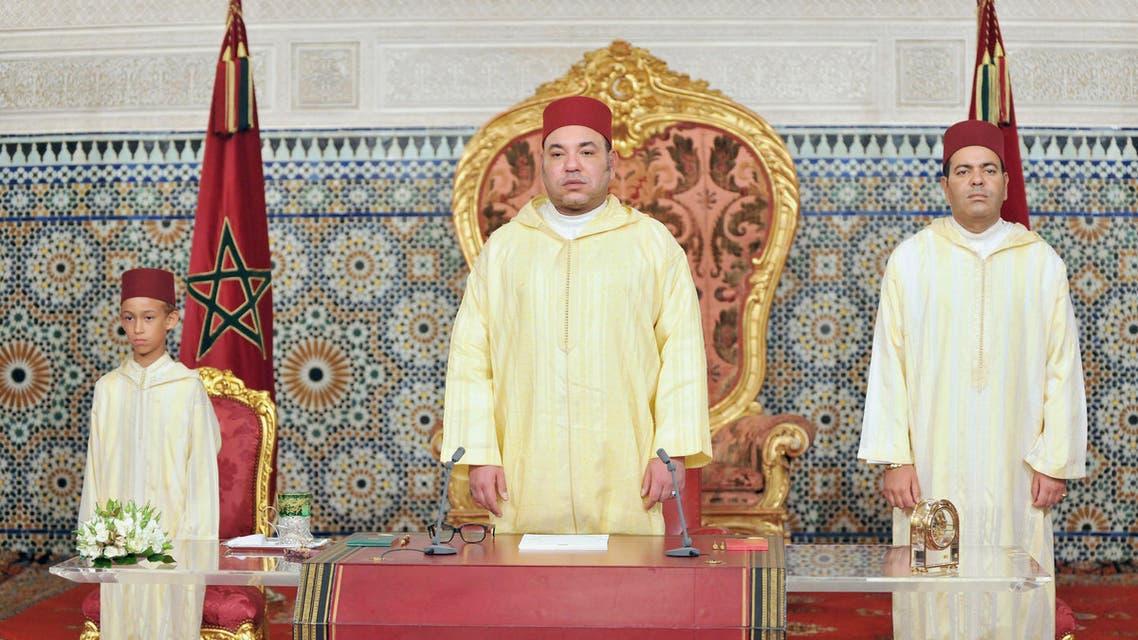 ReutersMoroccoKing