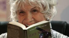 'Master of the short story' Alice Munro wins Nobel literature prize
