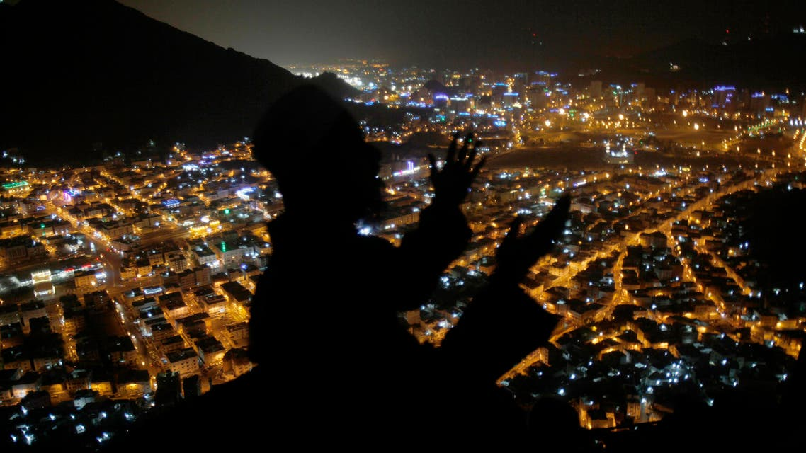 Mount al-Noor visited by hajj pilgrims