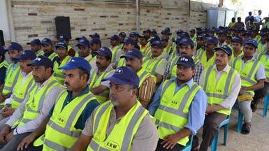 300 هندي مقيمون في السعودية يتطوعون لخدمة ضيوف الرحمن