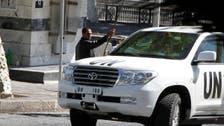 U.N. Council approves Syria disarmament plan