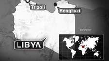 Intelligence chief killed in Libya's Benghazi